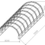 Изготовление и монтаж металлоконструкций фото