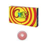 Линзы Crazy OkVision OKVision Crazy Red spiral фото
