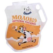 Молоко питьевое топленое 4,0%, 450г фото