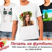 Печать на футболках. кружках, пакетах фото