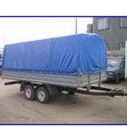 Прицепы:- продажа автозапчастей прицепов полуприцепов с осями SAF, BPW, ROR фото