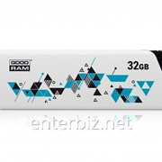 Флеш-накопитель USB 32GB GOODRAM UCL2 (Cl!ck) White (UCL2-0320W0R11) фото