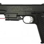 Пневматический пистолет Swiss Arms BW1911 R2 с ЛЦУ фото