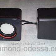 Компьютерные аудио-колонки JS-111 фото