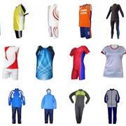 Пошив одежды для спорта и спортивных игр фото