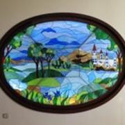 Сувениры из стекла ручной работы фото