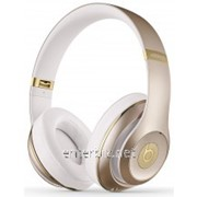 Гарнитура Beats Studio 2 Wireless Over-Ear Headphones Gold (Mhdm2Zm/A), арт.126326 фото