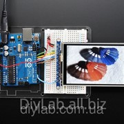 Adafruit TFT 3.5 320x480 HXD8357D + Touch panel + SD Card фото