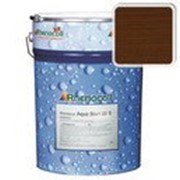 Лак фасадный Rhenocoll Aqua Start 20S тик, шелковисто-матовый 1л фото