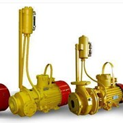 Насос для перекачки нефтепродуктов КМ 80-65-140Е-м фото