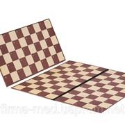 Доска для шашек 100 клеток (40см. х 40см.) фото