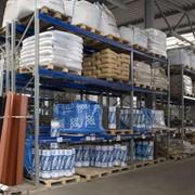 Стеллажи для торговых компаний проект: К-раута, Финляндия фото