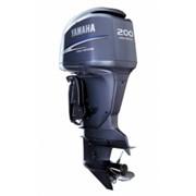 Четырехтактный лодочный мотор F200 CETX фото