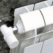 Алюминиевый секционный радиатор Global Vox R 500 3 секц. фото