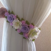 Курсы Цветы из фоамирана фото