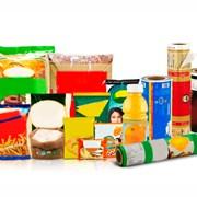 Гибкая упаковка для пищевой продукции фото