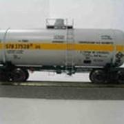 Доставка аммиака железнодорожным транспортом фото