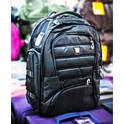 Рюкзак MEIJIELUO черный фото