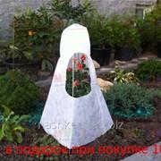 """Укрытие для роз """"Зимний домик"""", 75 см фото"""