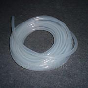 Шланг силиконовый внутр. диам. 20 мм, стенка - 3 мм фото