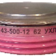 Тиристоры силовые Т143 фото