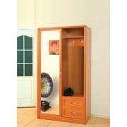 Шкафы гардеробные. Шкаф-купе «Брио». фото