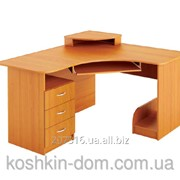 Компьютерный угловой стол СУ-103 фото