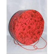 Коробка подарочная Розы 318 фото