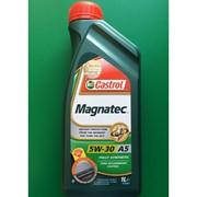 CASTROL СИНТЕТИЧЕСКОЕ МАСЛО MAGNATEC A5 5W30 1L фото