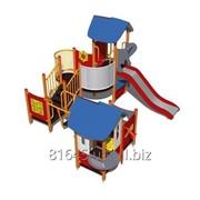 Детские площадки HAGS от 2 до 5 лет UniMini Rendir фото