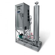Станция озонирования (промышленный озонатор)воды Экозон 60-ОWS (60 г/час) фото