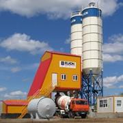 Стационарный бетонный завод 210 м3/час в Алматы, новый фото