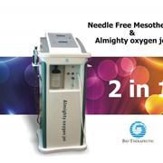 Безыгольная мезотерапия электропорация, кислородный пилинг, Оборудование для бесконтактной мезотерапии фото