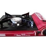 Портативная газовая плита MS-3500 С керамическая горелка фото