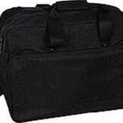 Раскладная дорожная сумка Bagland 'Рига' 0030370 черный фото