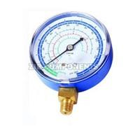 Манометр низкого давления DSZL/Р (80 мм) R-12, R-22, R-134, R-404 фото