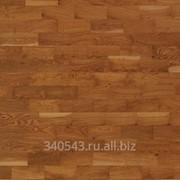 Паркетная доска Magnum Castle Honey Дуб трехполосная фото