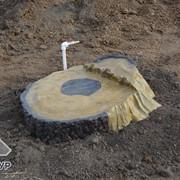 Декорирование скважин на воду фото