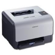 Принтер лазерный SAMSUNG CLP-300 фото