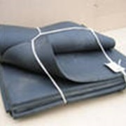 Изготовление деталей из резины под заказ фото