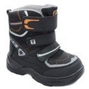 Мембрана. Детские зимние ботинки Том.м фото