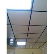 Влагостойкий подвесной потолок фото