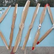 Винты деревянные регулируемые, двух-, трехлопастные фото