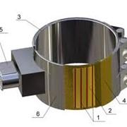 Нагревательные элементы для термопластавтоматов, выдувных машин и экструдеров, линий экструзионных фото