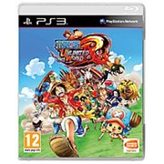 Игра для ps3 One Piece: Unlimited World Red фото