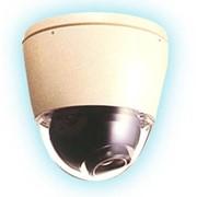 Монохромная обзорная камера с вариообъективом и ИК подсветкой VCB-9112P фото