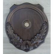 Медальон под клыки кабана К-3 фото
