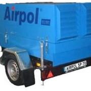 Компрессор передвижной Airpol фото