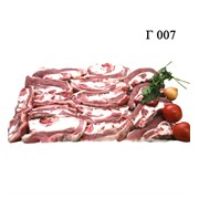 Мясо говяжье. Грудинка. фото