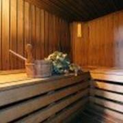 Отдых в бане - сауне с бассейном под Киевом фото